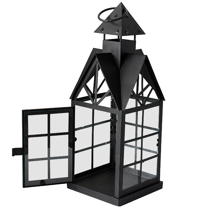 2er set gartenlampe gartenlaterne laterne windlicht metall glas ebay. Black Bedroom Furniture Sets. Home Design Ideas